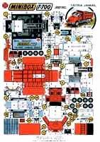 Tatra Jamal : Minibox 1:100 : Papírový svět ® : ERKOtyp, spol s r ...